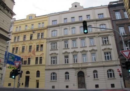 Činžovní dům Duškova